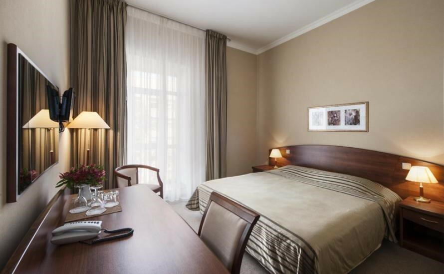 гостиница — Отель Heliopark Residence — Пенза, фото №4