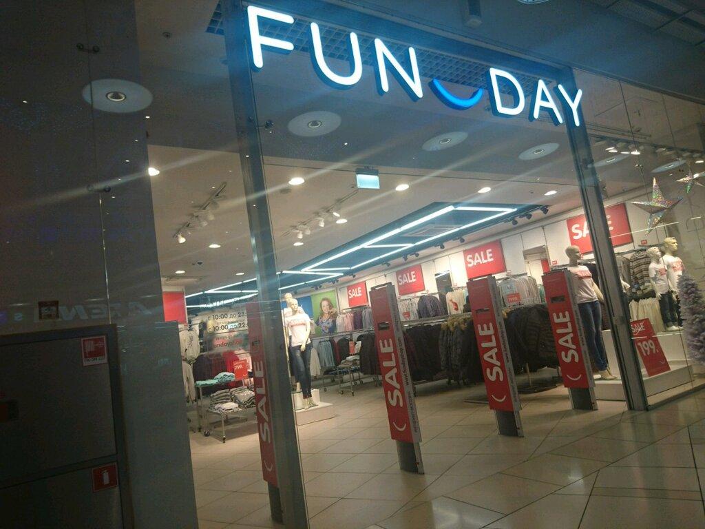 магазин одежды — Funday — Москва, фото №1