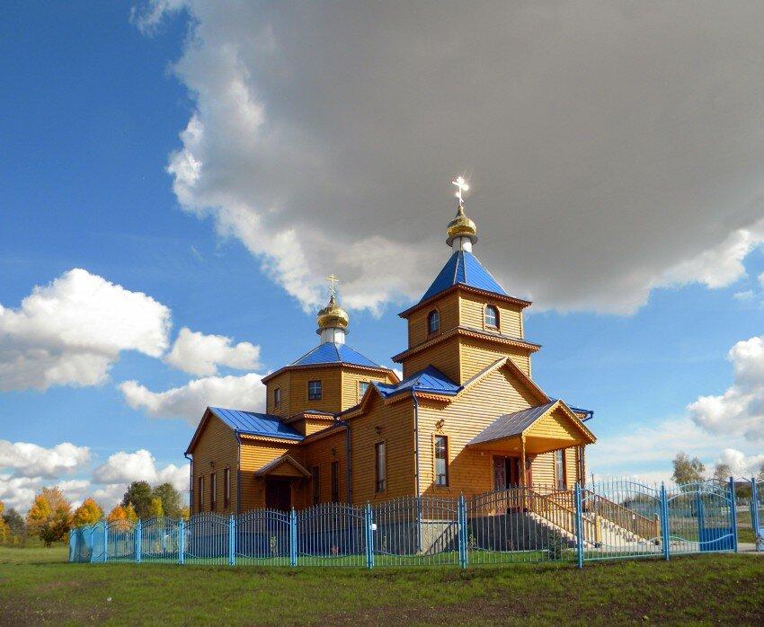 тотемский район село успенье фото придаёт