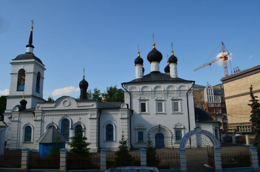 православный храм — Иоанно-Богословский Кафедральный собор — Саранск, фото №10