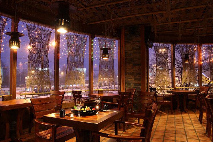 ресторан — Японский ресторан Roll & Roll — Санкт‑Петербург, фото №1