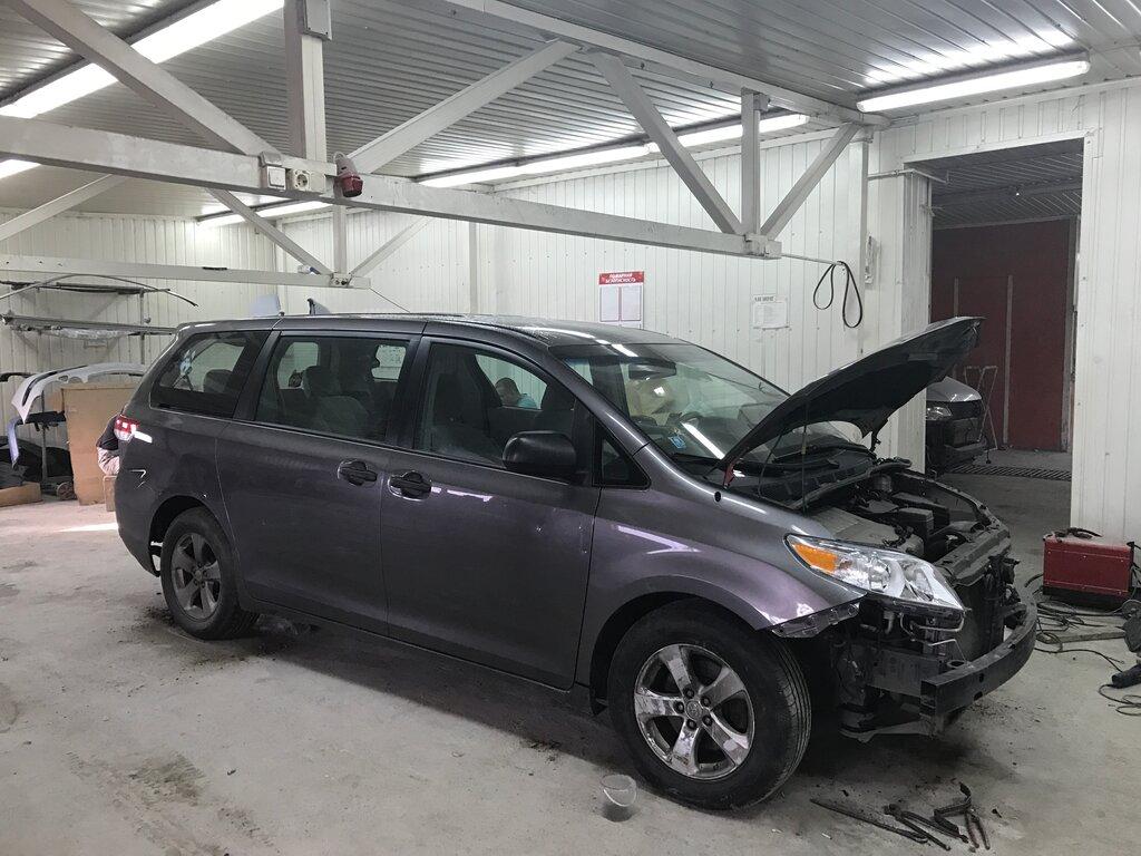 кузовной ремонт — Автомир Сервис — Брест, фото №2