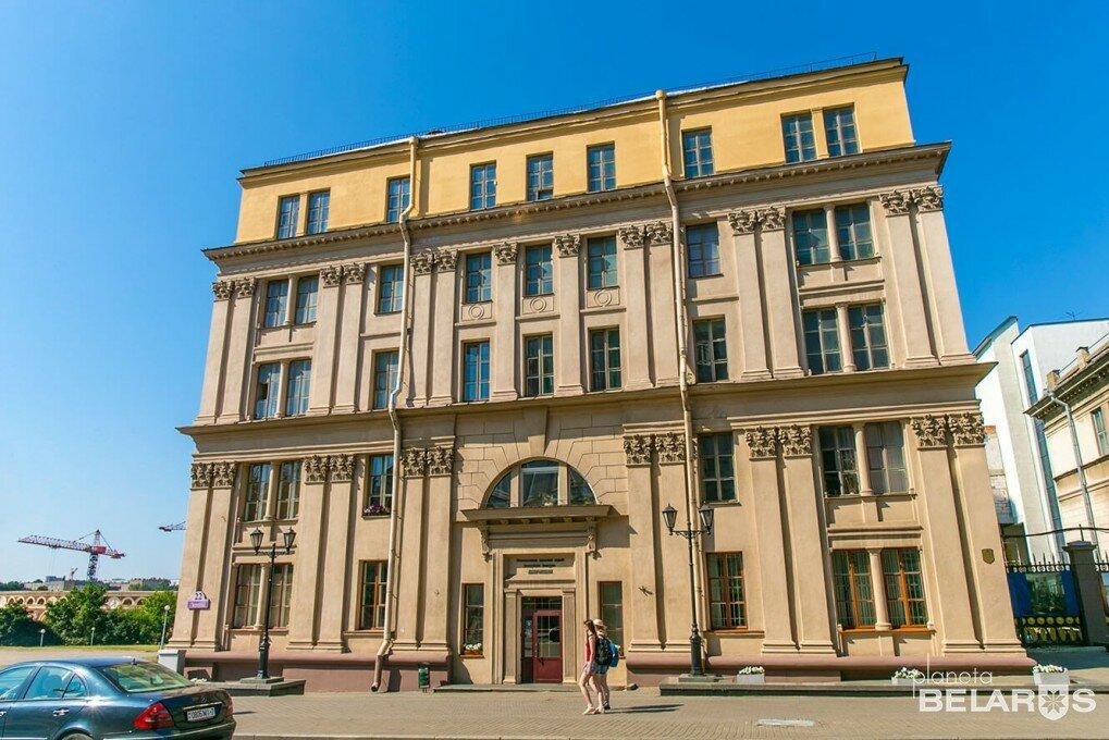 музей — Национальный художественный музей Республики Беларусь — Минск, фото №1