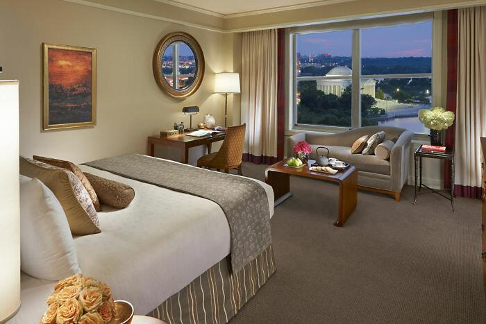 гостиница — Mandarin Oriental Washington Dc — City of Washington, фото №1