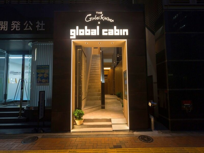 Global cabin Tokyo Suidobashi
