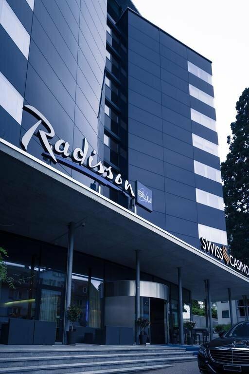 Radisson Blu Hotel, St. Gallen