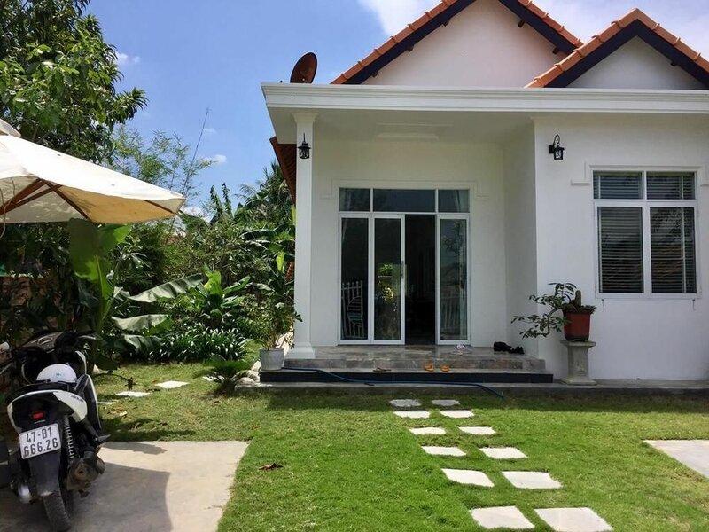 Villa Tra suburb Nha Trang city