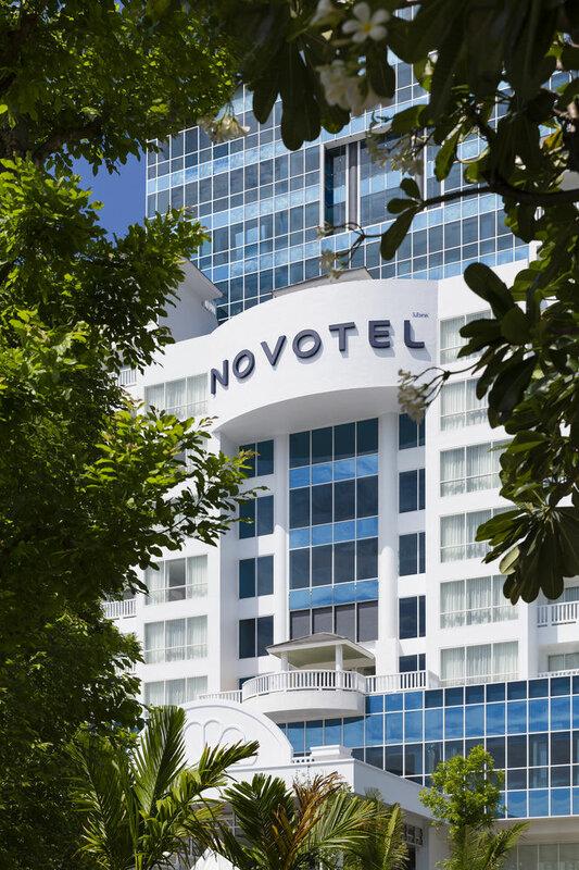 Novotel Phuket City Phokeethra Hotel