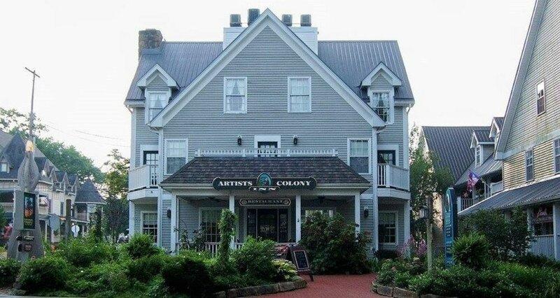 Artists Colony Inn And Restaurant
