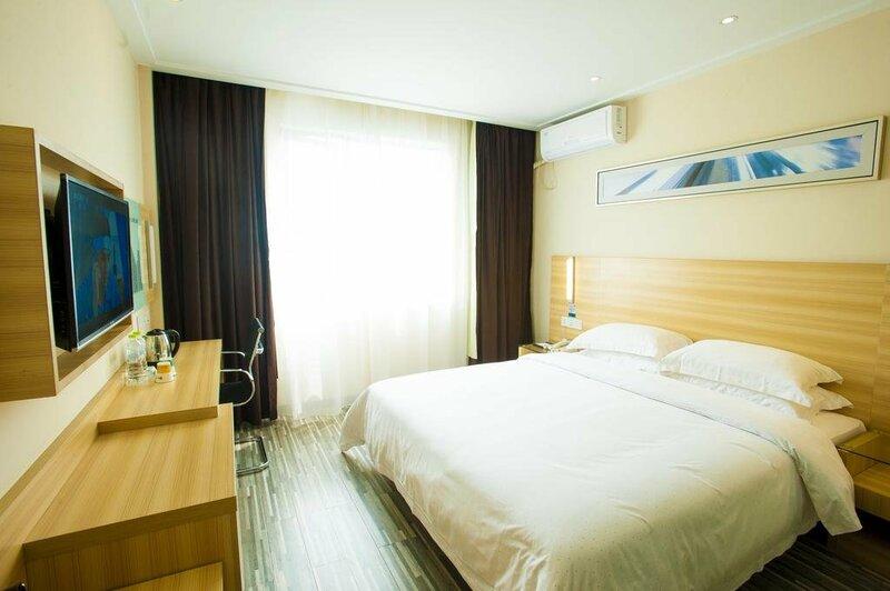 City Comfort Inn Wuhan Xudong