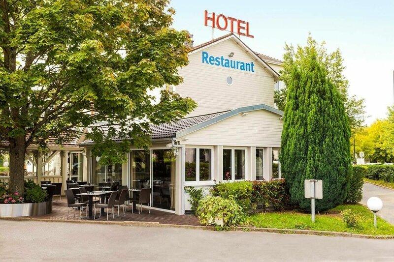 Hotel Acadie Les Ulis