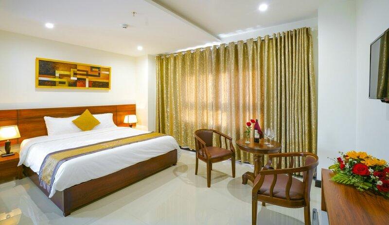 Quoc Cuong Center Hotel