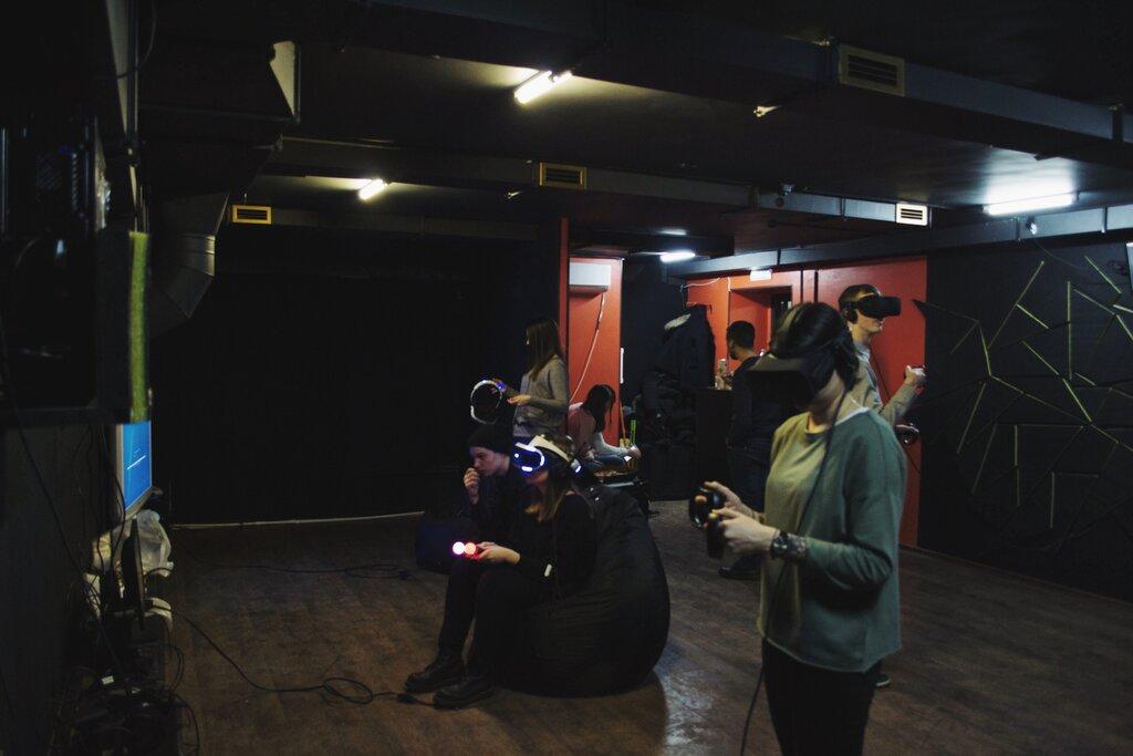 клуб виртуальной реальности — Vr-go — Москва, фото №4