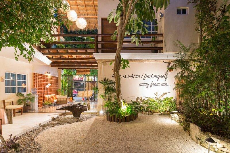 Quinta Margarita, Boho Chic Hotel