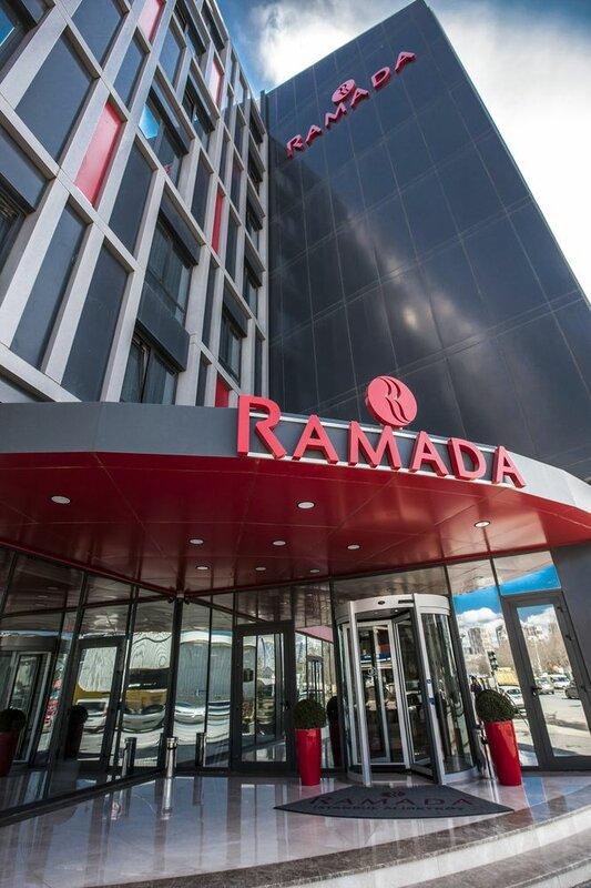 Ramada by Wyndham Istanbul Alibeykoy