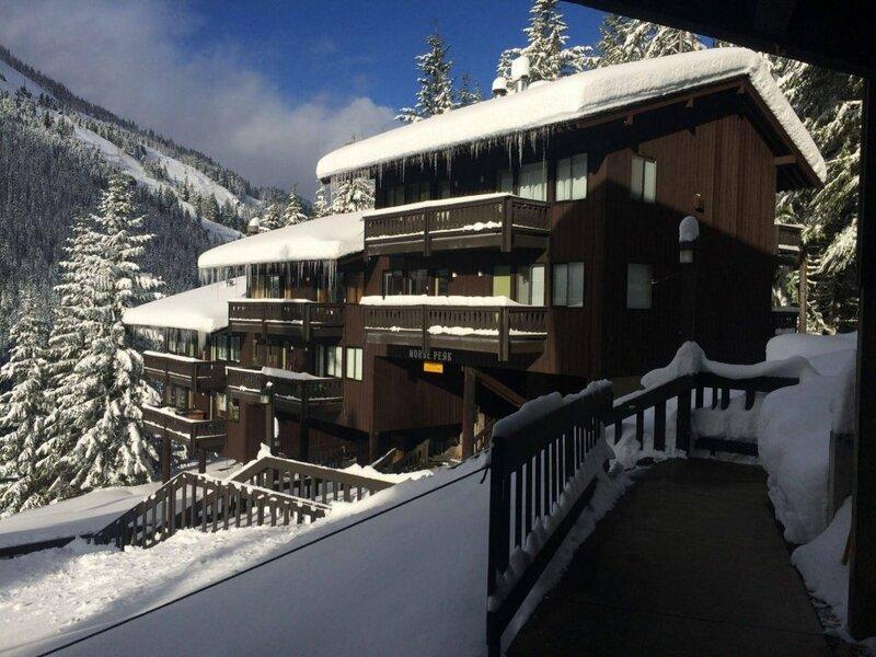 Crystal Chalets Condominiums At Crystal Mountain Ski Resort