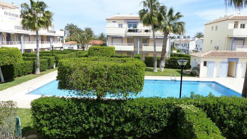 Apartamento Jardines Denia III