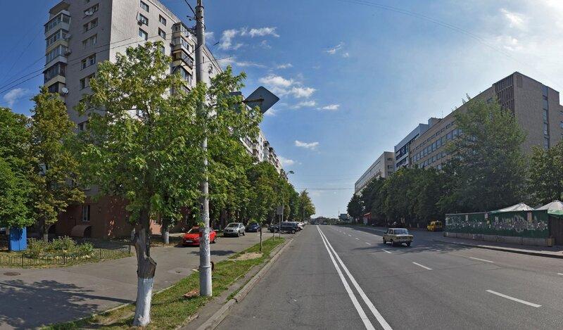 Апартаменты Dom Kiev