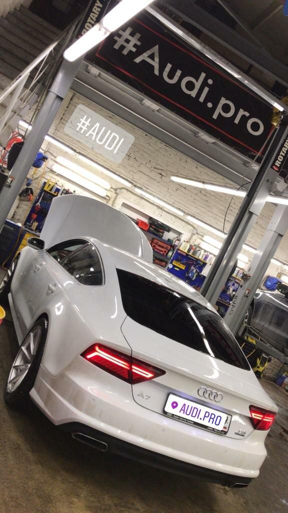 автосервис, автотехцентр — Audi.pro — Москва, фото №3