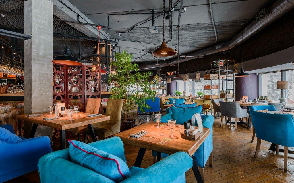 restaurant — Gastropub Koza Dereza — Saint Petersburg, фото №8