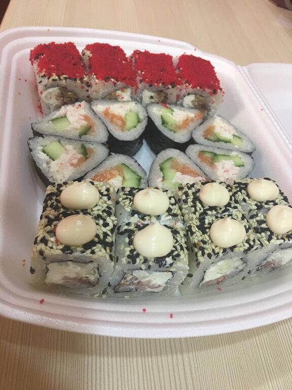 доставка еды и обедов — Суши Wok — Калуга, фото №3