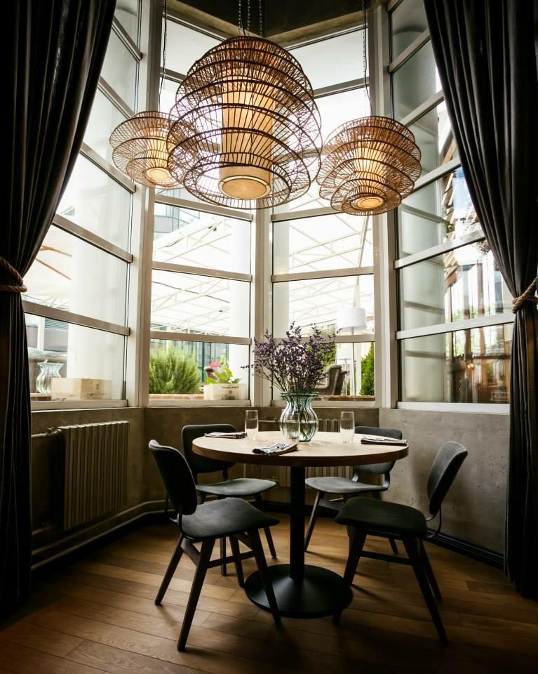 ресторан — Food Embassy — Москва, фото №3