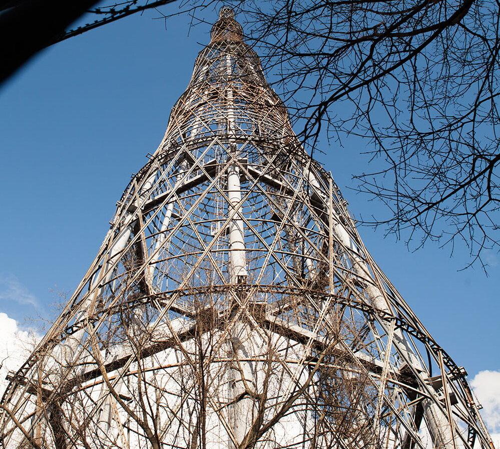 достопримечательность — Шуховская башня — Москва, фото №9