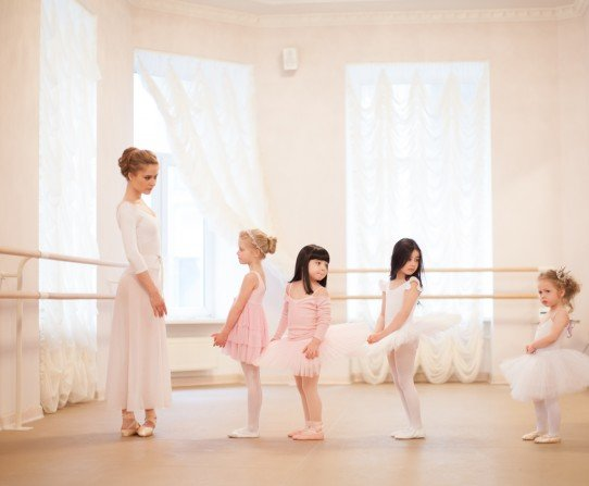 школа танцев — Балетомагия — Москва, фото №1