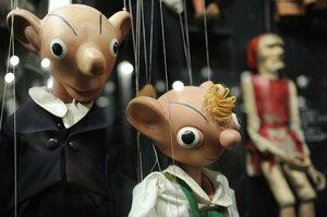 «Театр кукол имени С.В. Образцова» фото 1