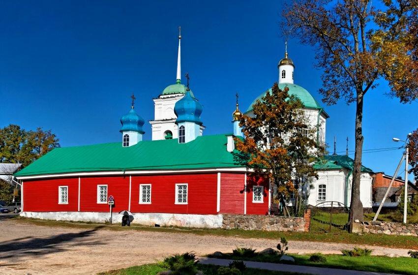 монастырь — Свято-Успенский Псково-Печерский монастырь — Печоры, фото №2