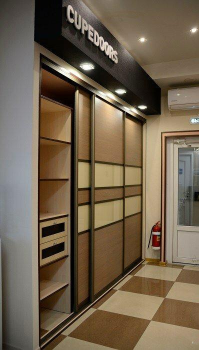 шкафы-купе — Cupe Doors — Реутов, фото №5