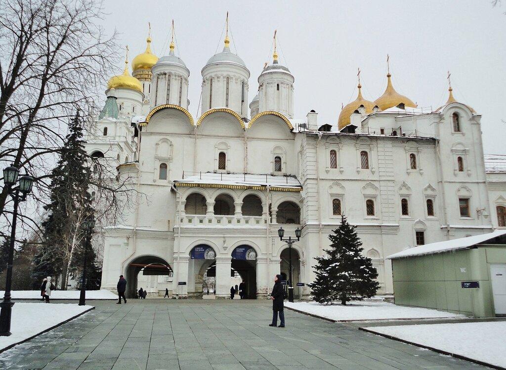музей — Патриаршие палаты — Москва, фото №1