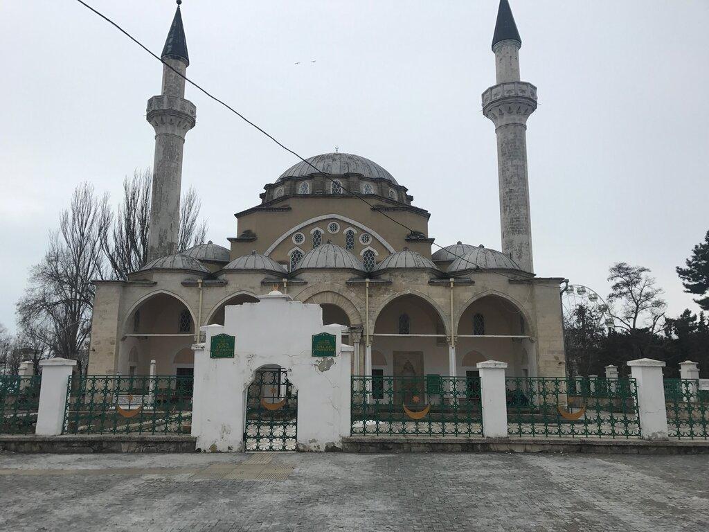 мечеть — Джума Хан-Джами — Евпатория, фото №4