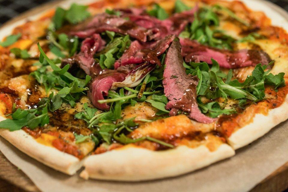 pizzeria — Camorra — Saint Petersburg, фото №3