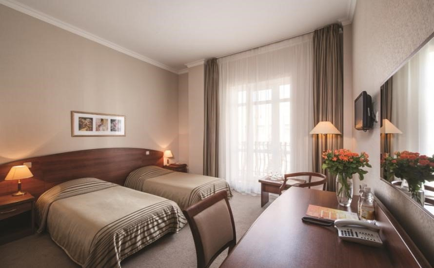 гостиница — Отель Heliopark Residence — Пенза, фото №10