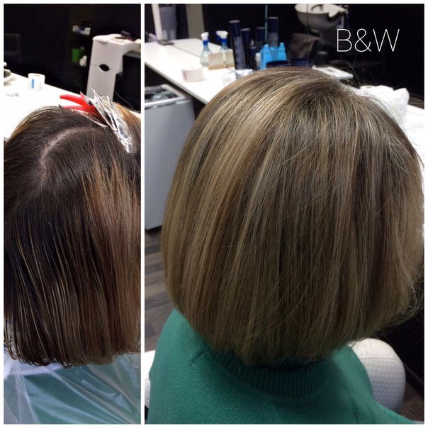 парикмахерская — Салон красоты Black & White — Раменское, фото №4