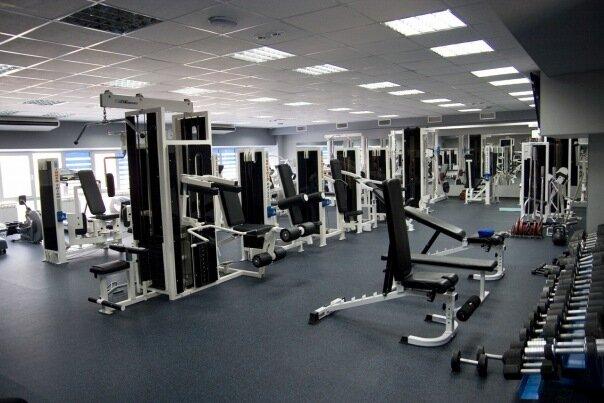 fitness club — Ambassador — Omsk, photo 1