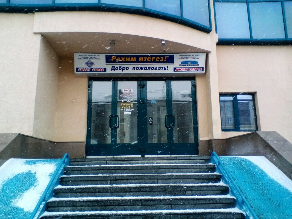 спортивный комплекс — ГБУ Дворец спорта — Казань, фото №2