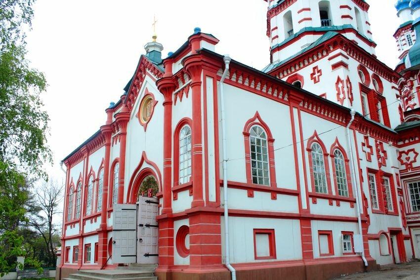 счастлив фото крестовоздвиженской церкви в иркутске екатерина счастливы