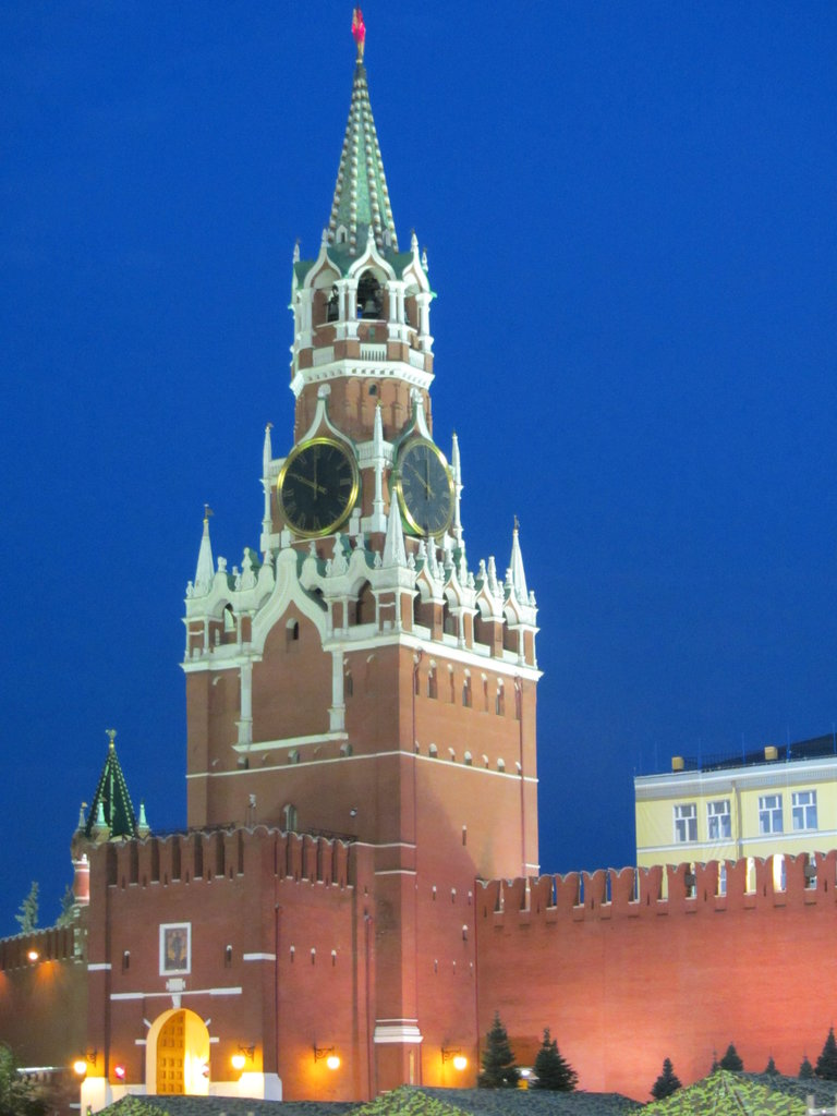 музей — Спасская башня — Москва, фото №5