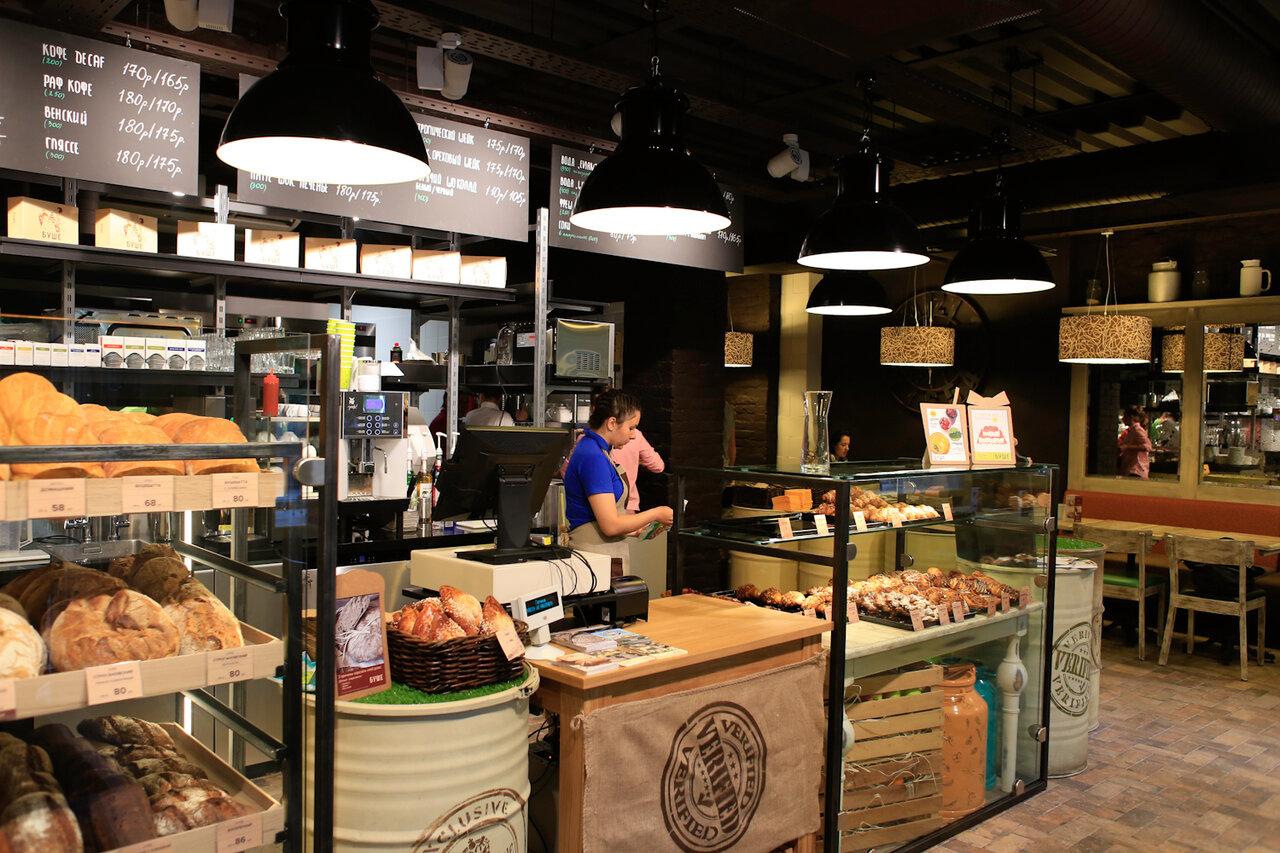 пекарня кондитерская буше на парадной улице фото предоставляются