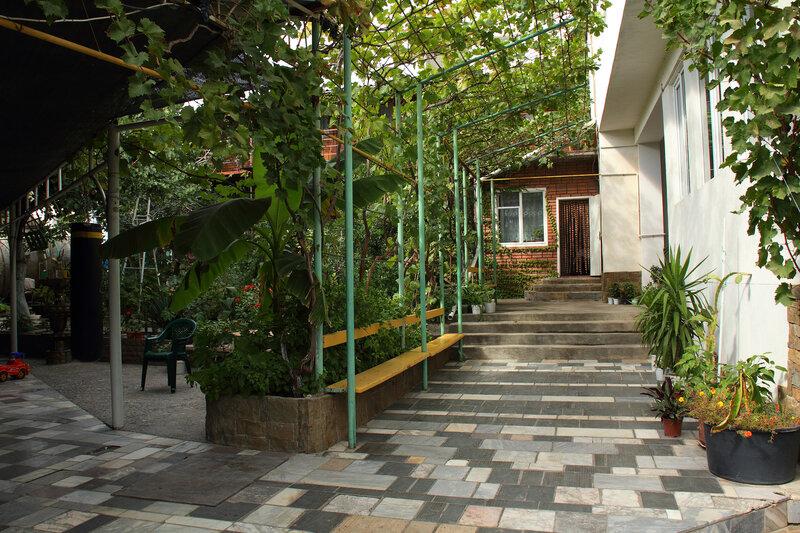 Гостевой дом Ясин
