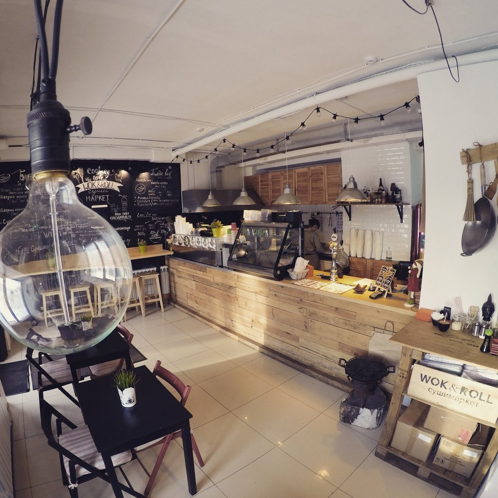 суши-бар — Wok&Roll — Калуга, фото №7