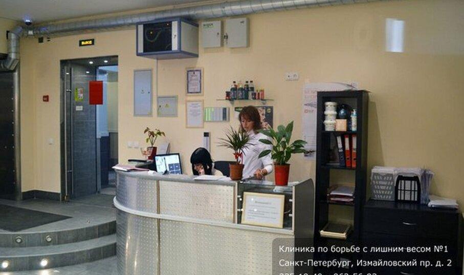 Клиника Похудения Санкт Петербург.