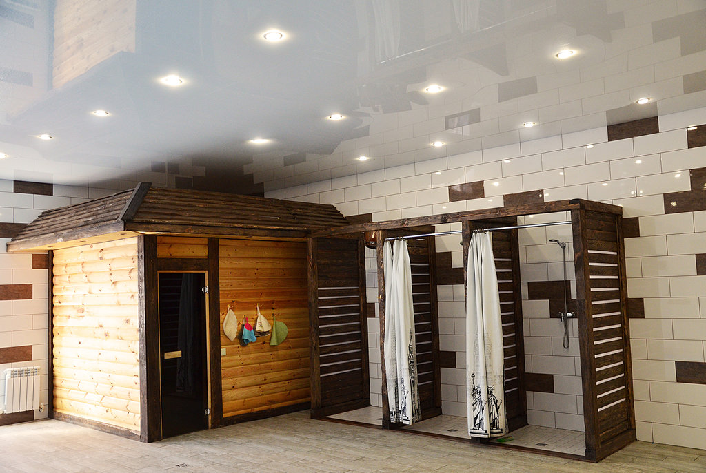 баня — Михайловские бани - Дом отдыха № 1 — Саратов, фото №3