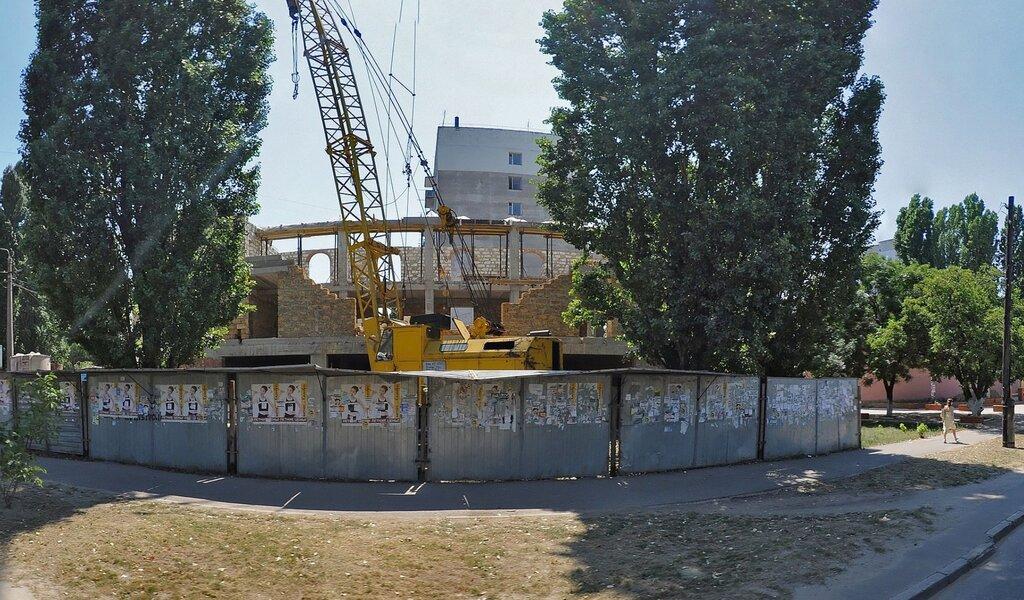 Панорама банкетный зал — Ресторан-клуб Пафос — Одесса, фото №1
