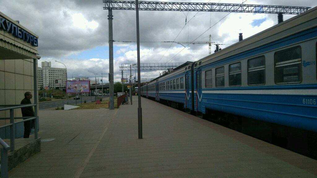 Станция Институт Культуры