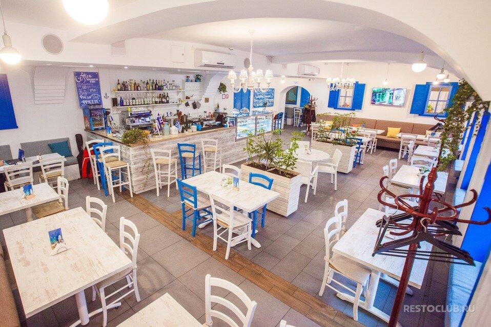 ресторан — Порто Миконос — Москва, фото №8