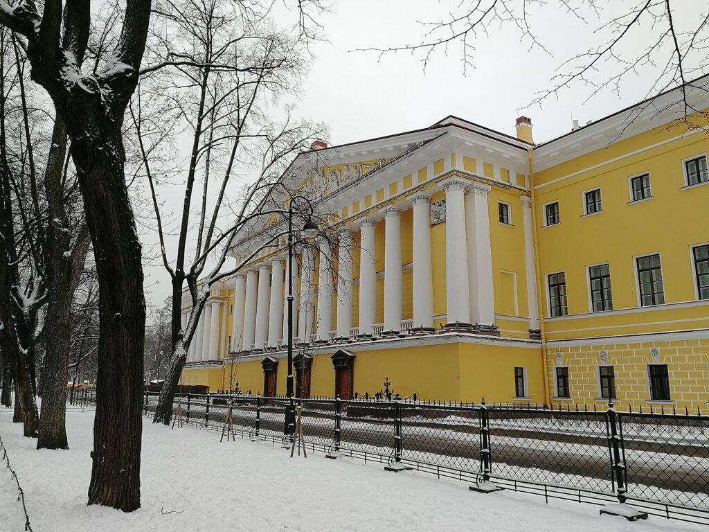 достопримечательность — Адмиралтейство — Санкт-Петербург, фото №1