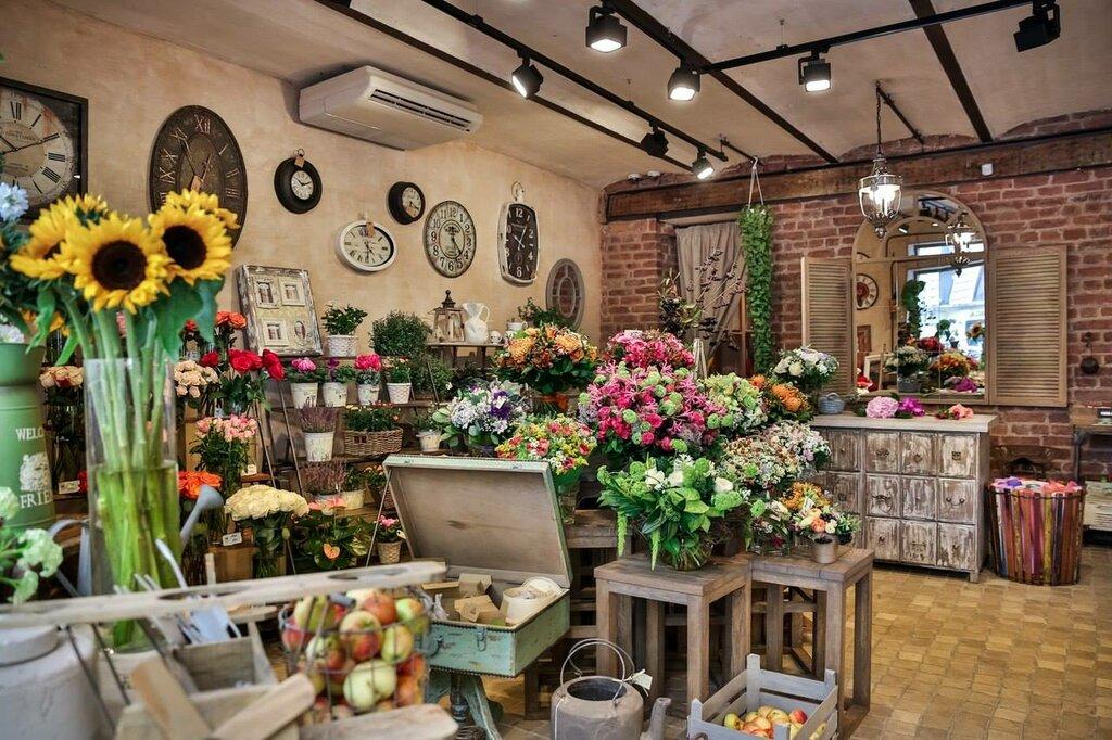 Магазины для цветы в санкт петербург